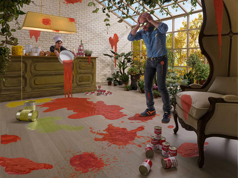 Fußboden Fliesen Reinigen Hausmittel ~ Feinsteinzeug fliesen reinigen essig inspirierend fliesen reinigen