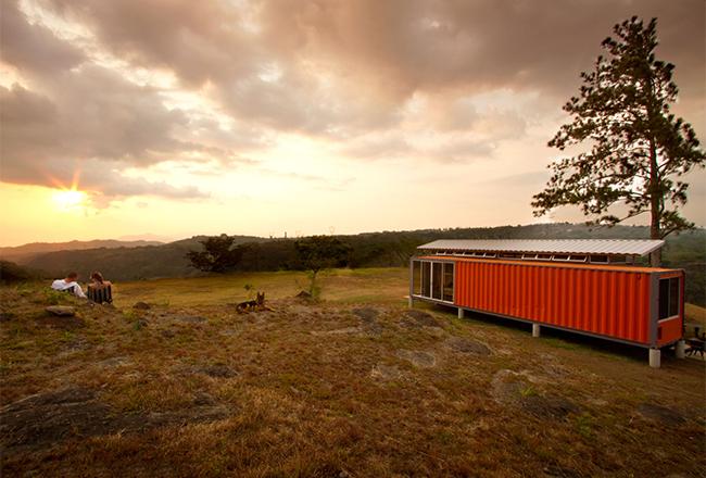 Benjamin Garcia Saxe Maison Container