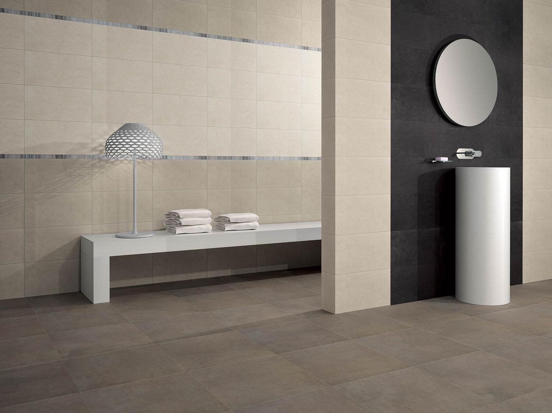 Fliesen Metalloptik für Badezimmer  Fliesen in Metalloptik für