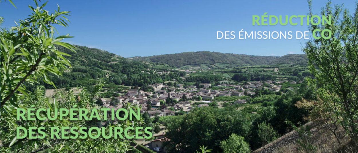 Reduzierung der CO2-Emissionen