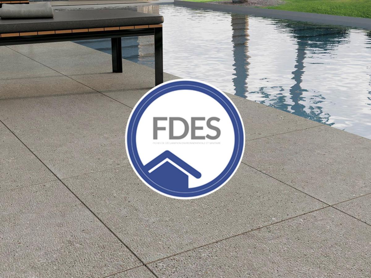 FDES  – Umwelt- und Gesundheitserklärung Blatt