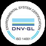 Die Zertifizierung ISO 14001