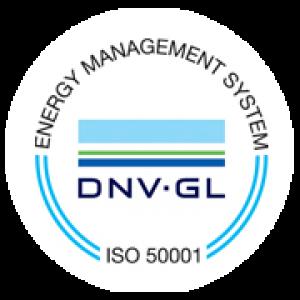 Die Zertifizierung ISO 50001