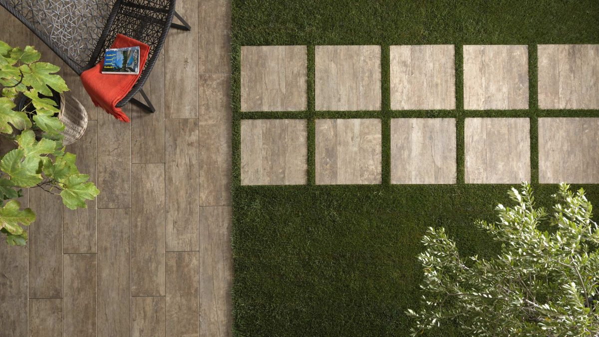 Tablon Naturel 30x120 Outdoor Plus, Tablon Naturel 60x60 Outdoor Plus